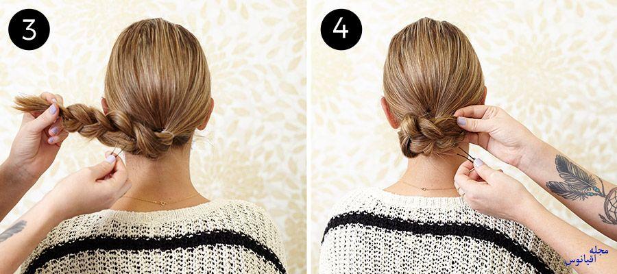 1 3 1 - چند مدل موی راحت و  زیبا