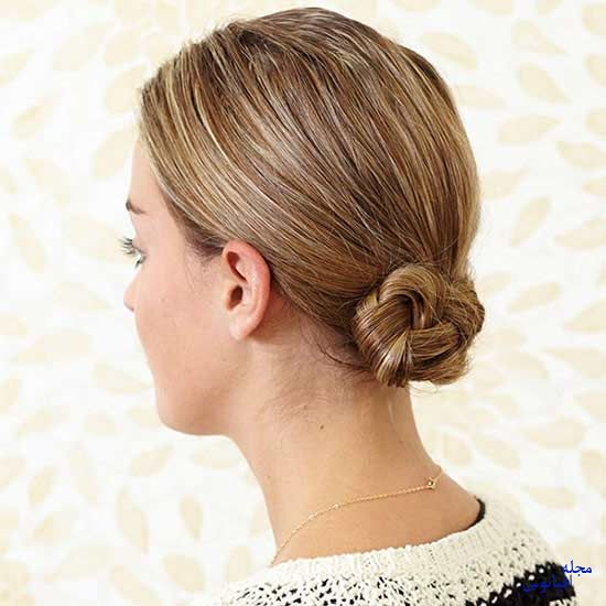 1 3 - چند مدل موی راحت و  زیبا