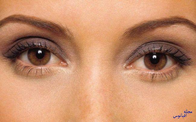 شخصیت شناسی از روی چشم قهوه ای