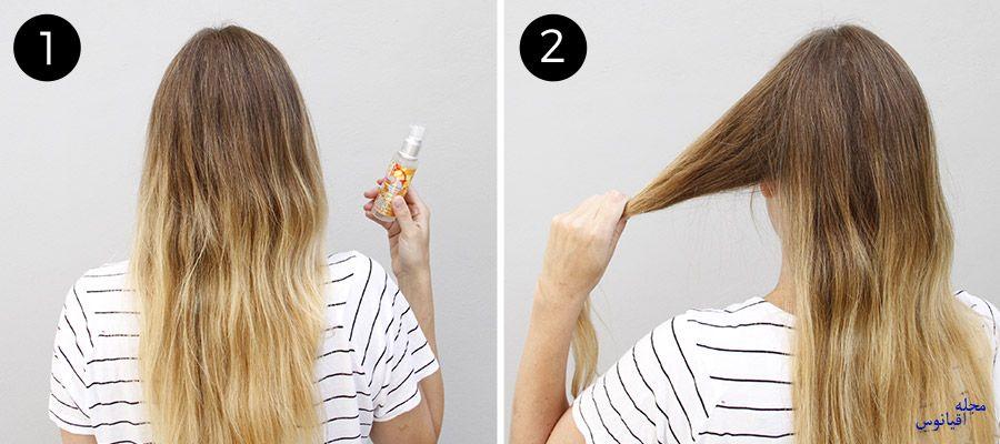 2 1 1 - چند مدل موی راحت و  زیبا
