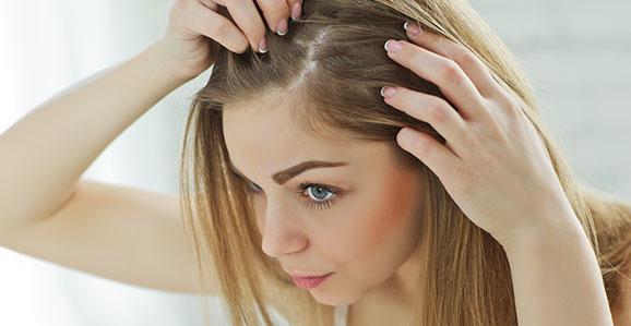 ریزش مو در دوران شیردهی