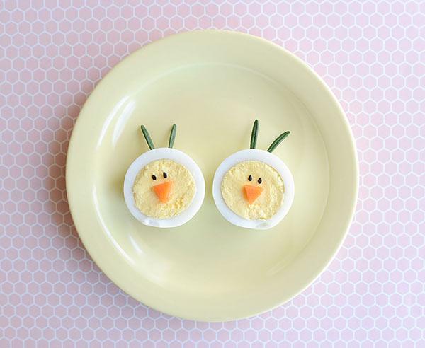 عکس تخم مرغ پخته برای کودکان