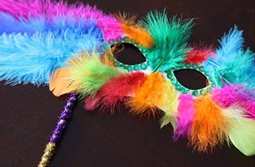 144240 566 - آموزش تصویری ساخت 3 مدل ماسک بالماسکه کودکانه