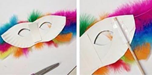 144244 947 - آموزش تصویری ساخت 3 مدل ماسک بالماسکه کودکانه