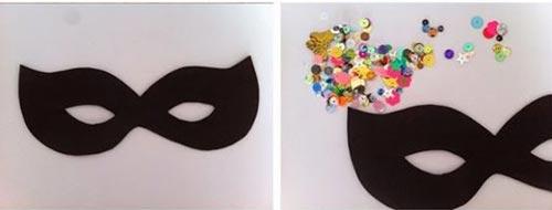 144246 834 - آموزش تصویری ساخت 3 مدل ماسک بالماسکه کودکانه