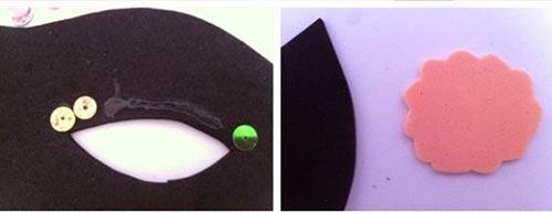 144247 497 - آموزش تصویری ساخت 3 مدل ماسک بالماسکه کودکانه