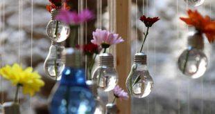 ideas3 using2 bulbs1 310x165 - ایده های جالب برای استفاده از لامپ های سوخته