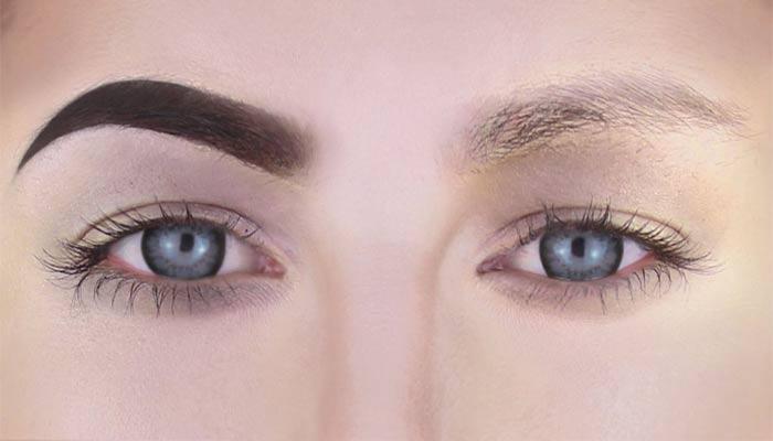 بهترین مدل ابرو بر اساس شکل صورت شما کدام است؟