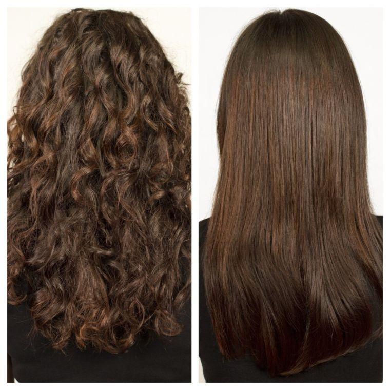 قبل و بعد از صافی