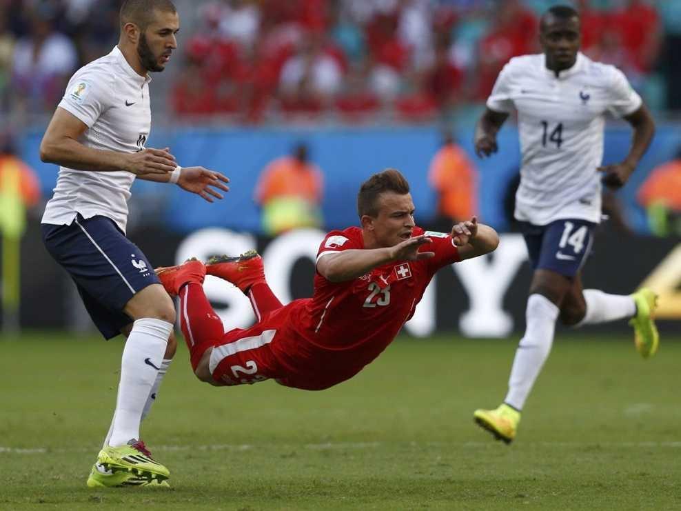 16 switzerland - ارزش هر یک از تیمهای حاضر در جام جهانی چقدر است