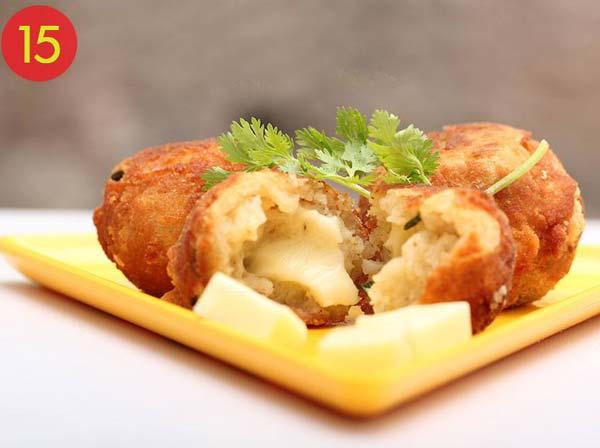 توپک پنیری سوخاری