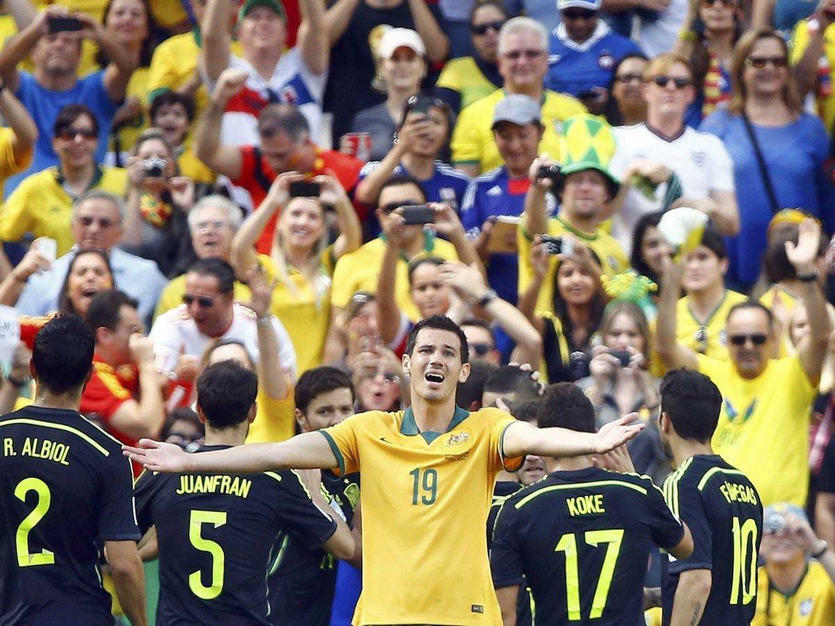 27 australia - ارزش هر یک از تیمهای حاضر در جام جهانی چقدر است