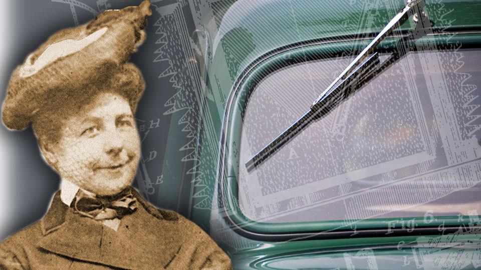 چیزهایی که نمی دانستید مخترع آن ها زن هستند