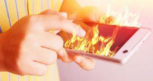 smartphone quente 310x165 - راه های جلوگیری از داغ شدن گوشی در تابستان