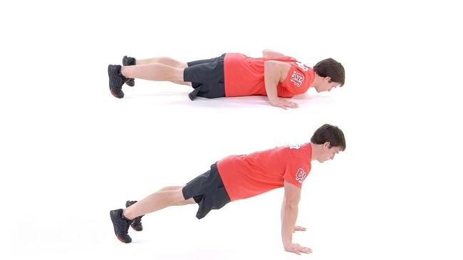 تقویت عضلات شانه بدون وزنه