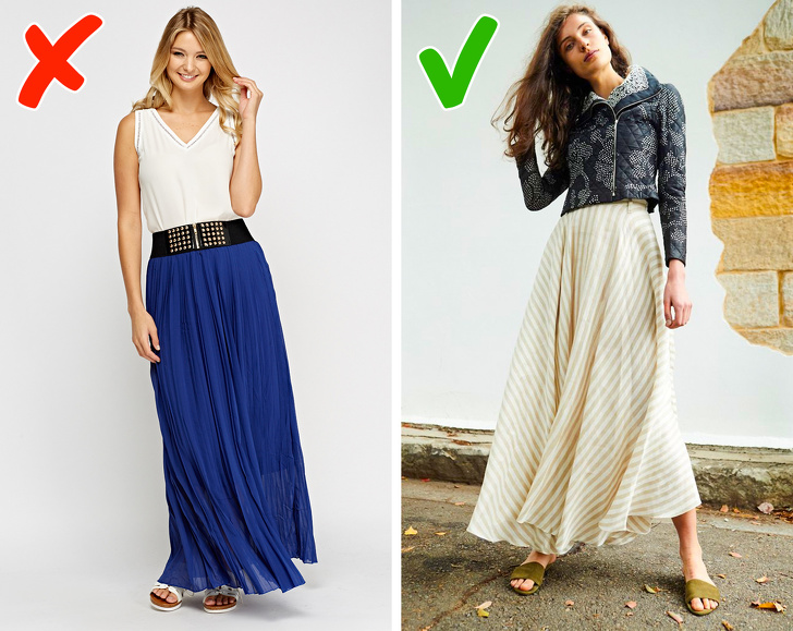 لباس هایی که نشان دهنده بی سلیقگی شما هستند
