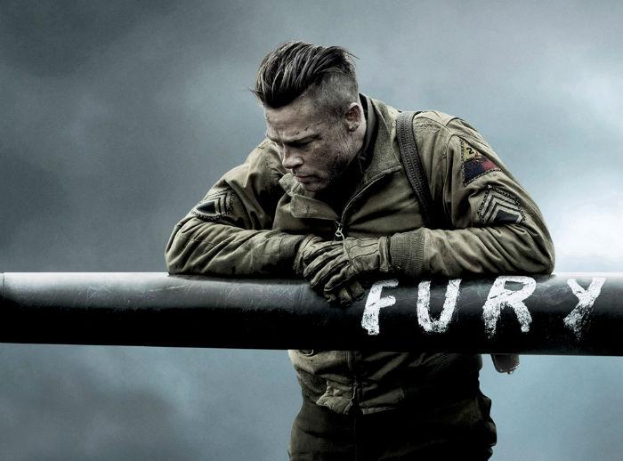 fury 010 w700 - بهترین فیلمهای جنگی تاریخ سینمای جهان