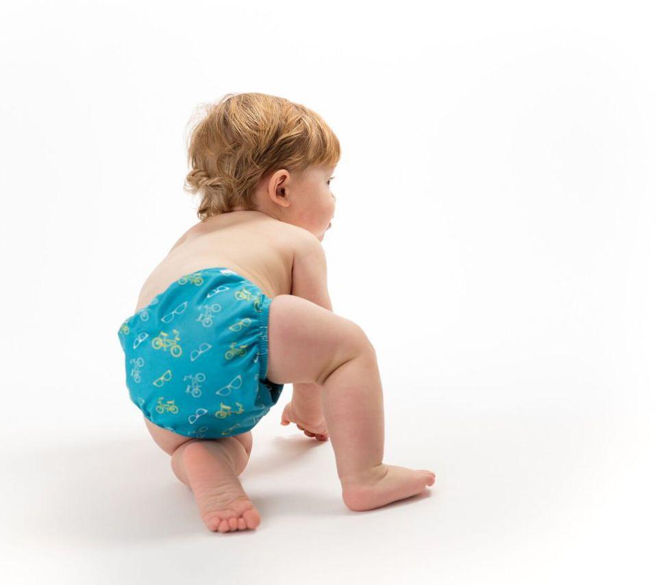 چگونه در خانه پوشک بچه درست کنیم؟