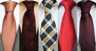 the 5 neckties every man should own 1 310x165 - آموزش تصویری چند مدل گره کراوات