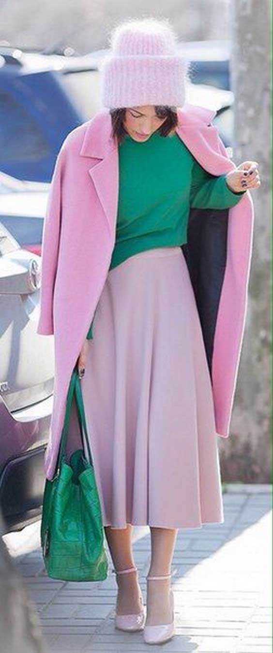 مدل پالتو دخترانه بلند