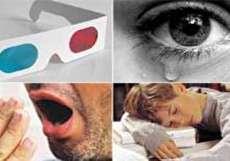 191337 764 - دلیل فعالیت های غیر ارادی بدن مانند پلک زدن چیست