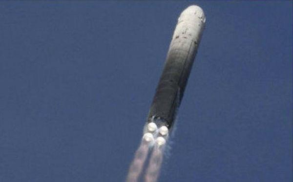 موشک بالستیک قاره پیما