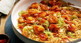 egg noodle ba meigoo 310x165 - طرز تهیه اگ نودل کریسپی با میگو