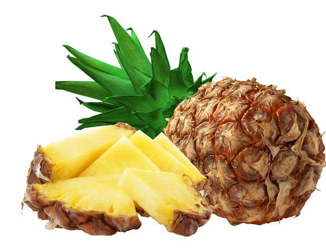 مزایای آناناس برای پوست
