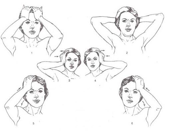 حرکات قدرتی گردن