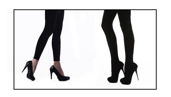 روش هایی برای جلوگیری از در رفتن جوراب شلواری