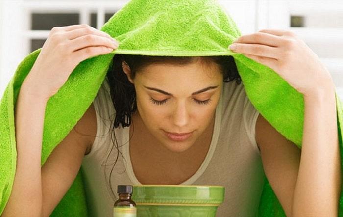 چگونه با بخور صورت را پاکسازی کنیم؟