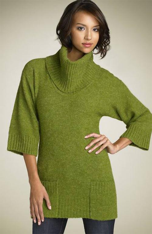 مدل لباس بافتنی برای خانم ها - سری جدید