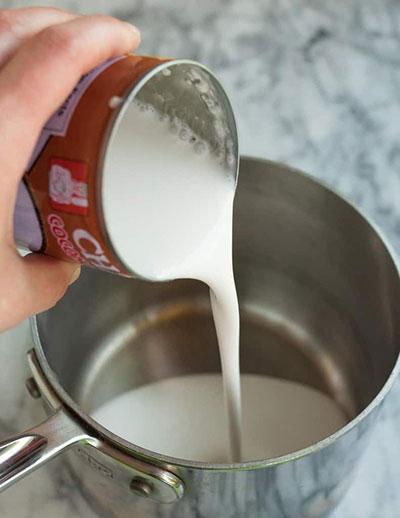 طرز تهیه بستنی گیاهی بدون لبنیات و مرحله به مرحله