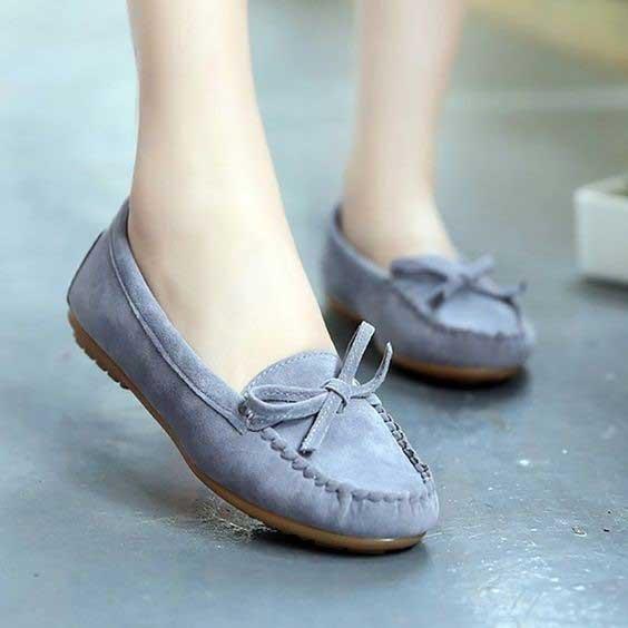 مدل کفش کالج زنانه اسپرت