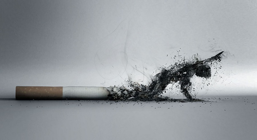 آداب سیگار کشیدن