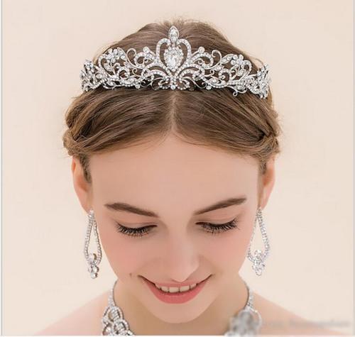 229150 461 - مدلهای جدید تاج عروس