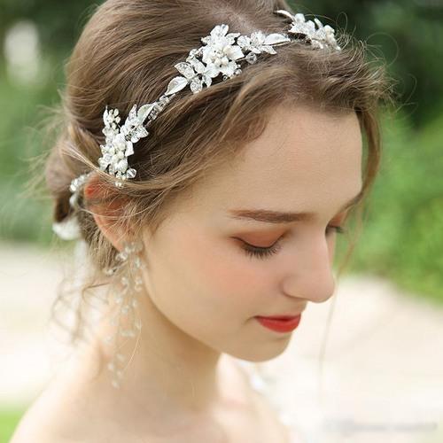 229155 285 - مدلهای جدید تاج عروس