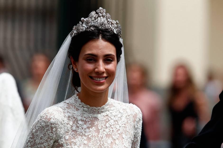 مدل تاج عروس 2019 شیک و جدید