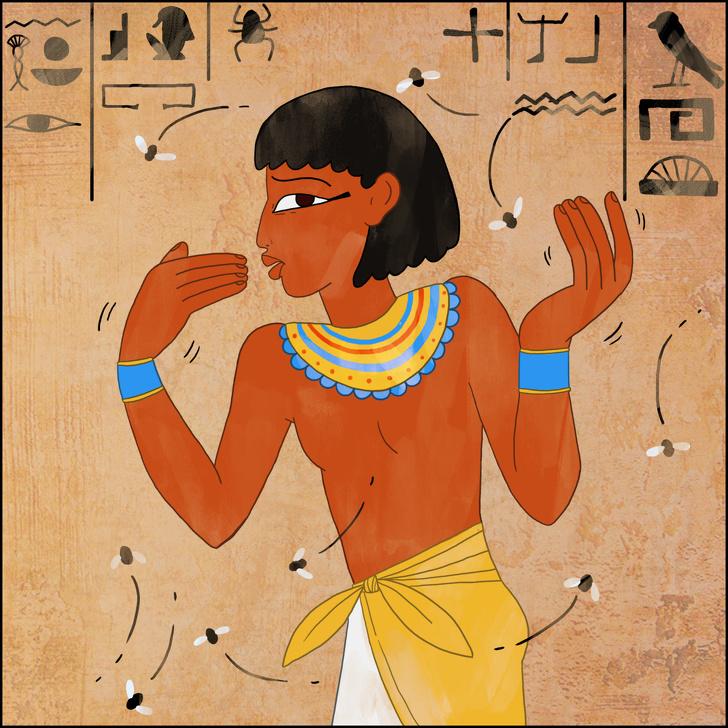 fact 9 - حقایق عجیبی درباره مصر قدیم