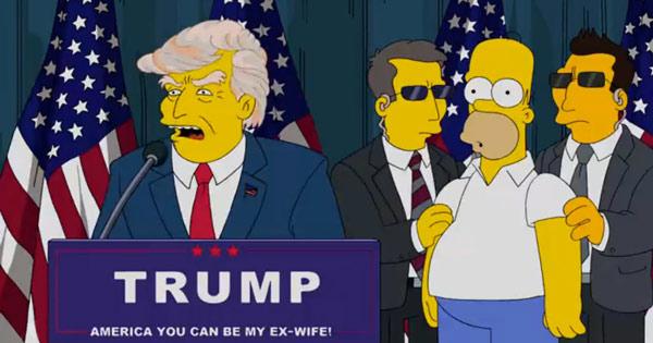 پیش بینی های کارتون سیمپسون از اتفاقات آینده