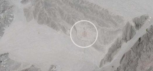 سینمای ترسناک در صحرا