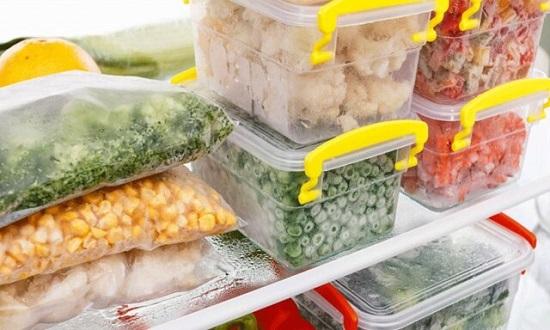 ۱۲خوراکی که نباید یخ بزنند!
