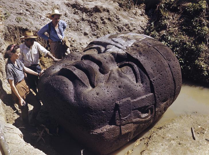 کشفیاتی که باستان شناسان هیچ توضیحی برای آن ها ندارند
