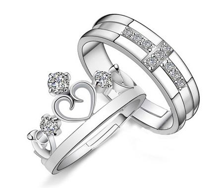 set3 engagement3 rings38 - جدیدترین حلقه های نامزدی