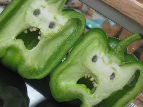 268889 352 - تصاویر جالب و خنده دار از میوه ها