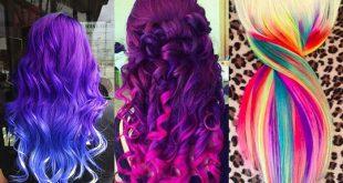 282111 483 1 310x165 - روش درست کردن رنگ موی فانتزی و چند طرح فانتزی