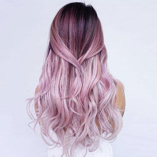 رنگ موهای فانتزی