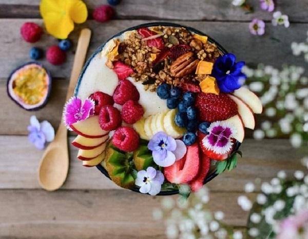 صبحانه خوش طعم برای عروس