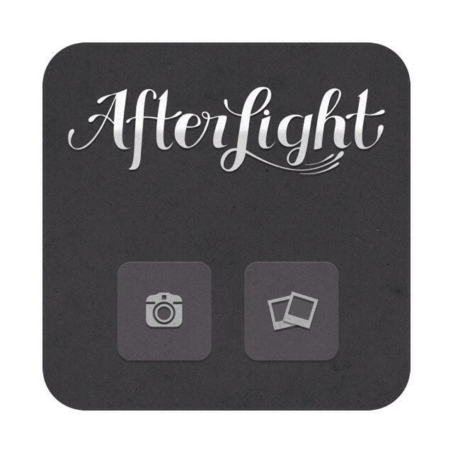 insta 2 - آموزش تصویری گرد کردن تصاویر اینستاگرام با اپلیکیشن Afterlight
