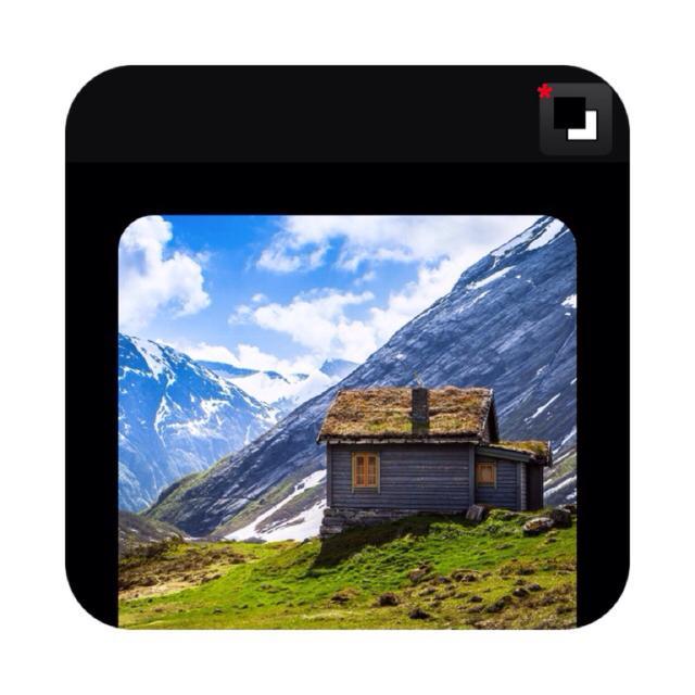 insta 7 - آموزش تصویری گرد کردن تصاویر اینستاگرام با اپلیکیشن Afterlight